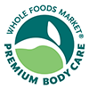 Whole Foods Market - Premium Body Care Seal
